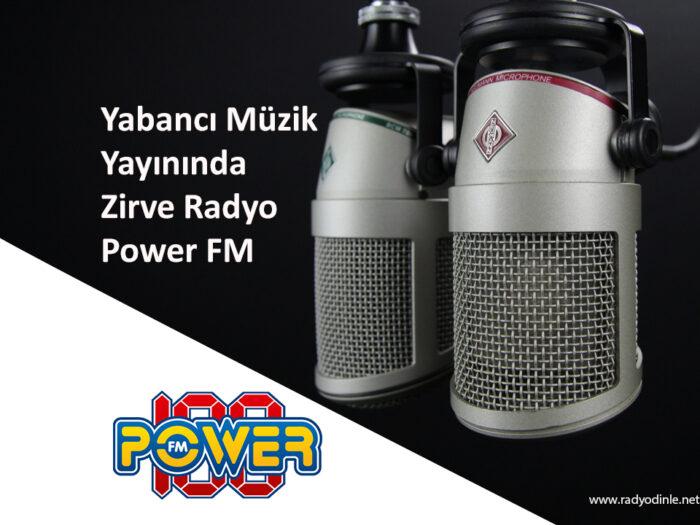 Power radyo