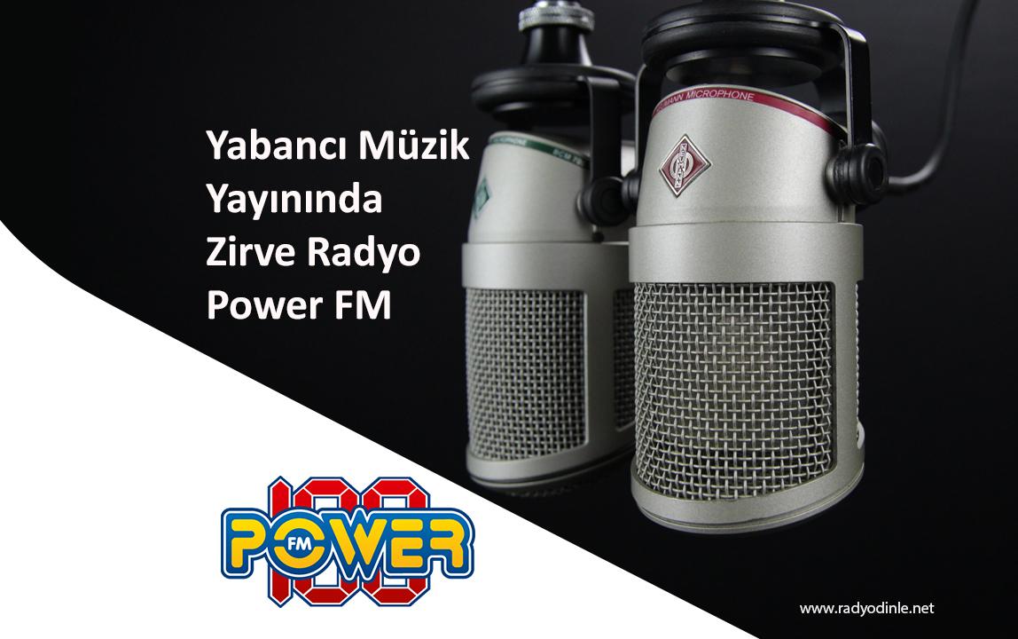 Power FM frekans
